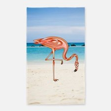 Flamingo 3'x5' Area Rug