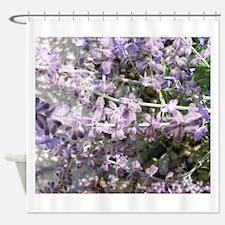 Lavender Mist Shower Curtain