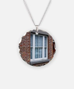 Ringo Starr's Childhood Home Necklace Circle Charm