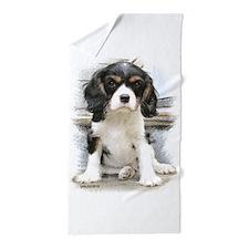 Cavalier King Charles Spaniel Beach Towel