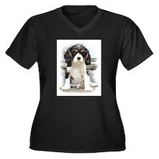 Cavalier King Charles Spaniel Plus Size T-Shirt