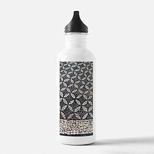 Portuguese sidewalk pa Water Bottle