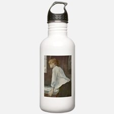 Toulouse-Lautrec The Laundress Water Bottle