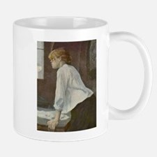Toulouse-Lautrec The Laundress Mug