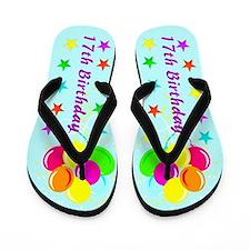 FUN 17TH Flip Flops