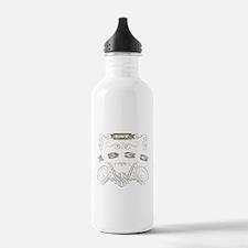 1933 Vintage Birthday (Blackoak) Water Bottle