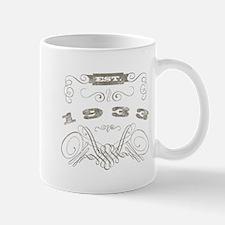 1933 Vintage Birthday (Blackoak) Mug
