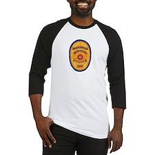 SPS Police Baseball Jersey