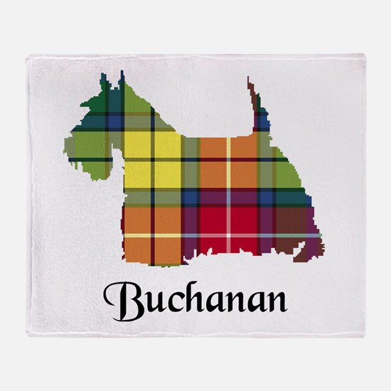 Terrier - Buchanan Throw Blanket