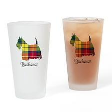 Terrier - Buchanan Drinking Glass