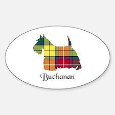 Terrier - Buchanan Decal