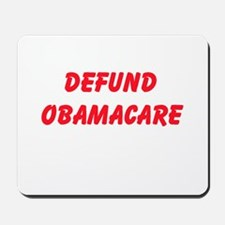 Defund Obamacare Mousepad