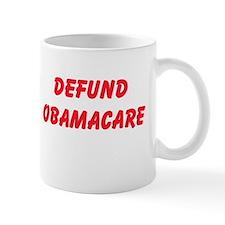 Defund Obamacare Mugs
