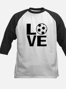 Love Soccer Baseball Jersey