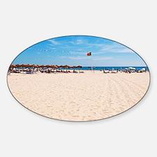 Montegordo beach Decal