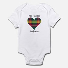 Heart - Buchanan Infant Bodysuit