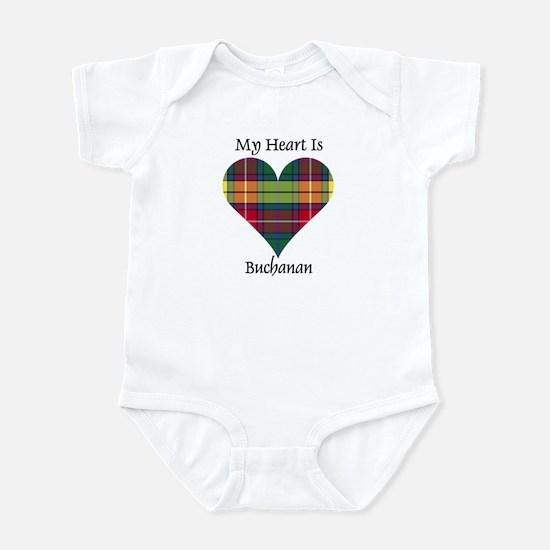 Heart - Buchanan Infant Bodysuit