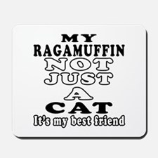 Ragamuffin Cat Designs Mousepad