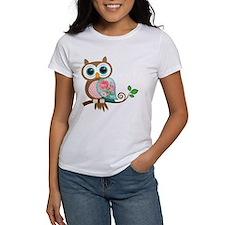 Cute Owl Tee