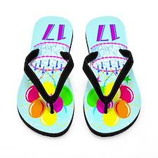 STYLISH 17TH Flip Flops