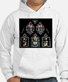 Stained glass window Hoodie