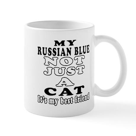 Russian blue cat designs mug by rockstar15 for Blue mug designs