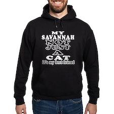 Savannah Cat Designs Hoodie