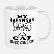 Savannah Cat Designs Mug