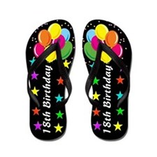 SUPER STAR 18TH Flip Flops
