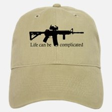 AR-15/M4 Complicated Life Baseball Baseball Baseball Cap
