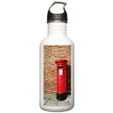 British postbox Water Bottle