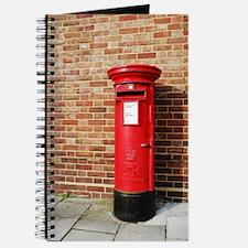 British postbox Journal