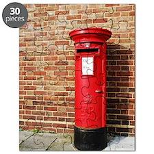 British postbox Puzzle