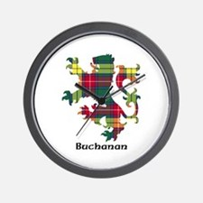 Lion - Buchanan Wall Clock