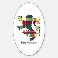 Lion - Buchanan Decal