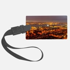 City of Liverpool, across the Ri Luggage Tag