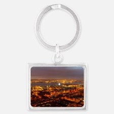 City of Liverpool, across the R Landscape Keychain