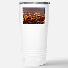 City of Liverpool, across the R Travel Mug