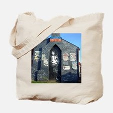 John Lennon Mural, Liverpool UK Tote Bag
