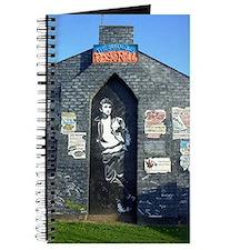 John Lennon Mural, Liverpool UK Journal