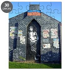 John Lennon Mural, Liverpool UK Puzzle