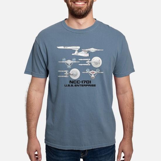 Enterprise Mens Comfort Colors Shirt