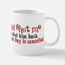 Cupid Shot Me Mug