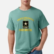 proudarmygirlfriend33b Mens Comfort Colors Shirt