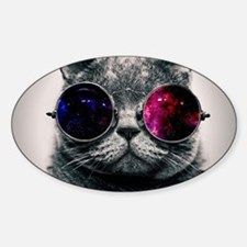Space cat Decal