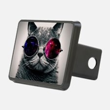 Space cat Hitch Cover