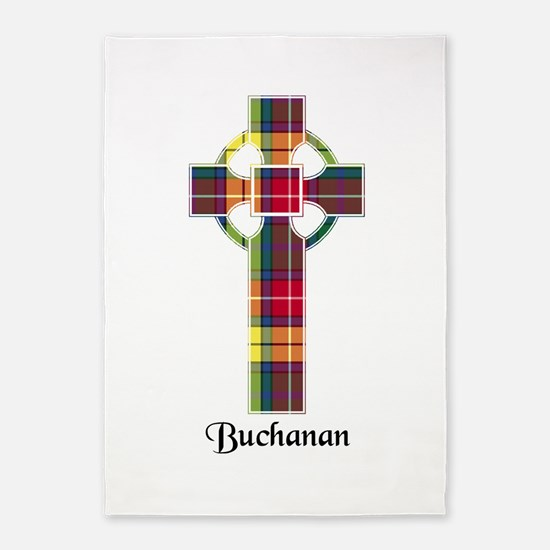 Cross - Buchanan 5'x7'Area Rug