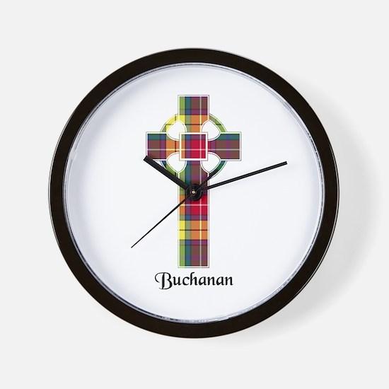 Cross - Buchanan Wall Clock