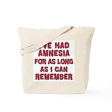 Amnesia, Tote Bag