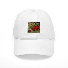 Vintage Fruit Vegetable Crate Label Baseball Baseball Baseball Cap